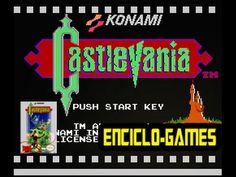 NES Gameplay #3 - Castlevania (Nintendo Classic Mini)