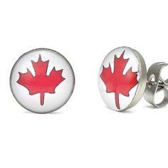 Canada earrings