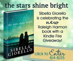 Sibella Giorello The Stars Shine Bright Kindle Fire Giveaway