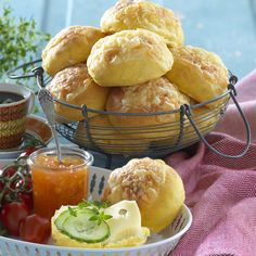 Brunch – bästa recepten Brunch, Scones, Muffin, Vegetarian, Breakfast, Ethnic Recipes, Desserts, Morning Coffee, Tailgate Desserts
