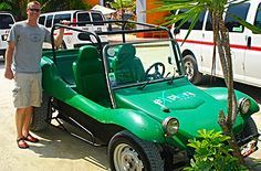 Headed to Cozumel? Rent a dune buggy!