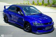Blue evo 9