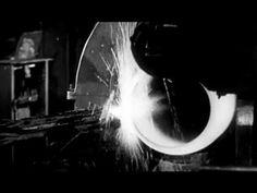 "Steel Mills: ""To Each Other"" 1943 US Steel Walter Brennan World War II Home Front: http://youtu.be/4bRUtzr2VSI #WWII #steel #WalterBrennan"