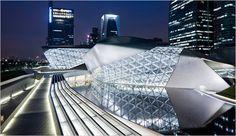 Guang Zhou Opera House