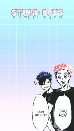 Imagem de haikyuu!!, manga, and haikyuu