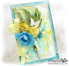 My Little Craft Things: Crafty Boots Guest Designer - No Stamps Allowed