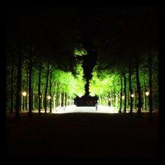 im Nächtlichen Park by bilkorama, via Flickr