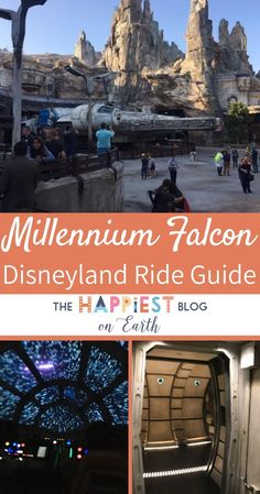 The Ultimate Disneyland Millennium Falcon Ride Guide. What to expect for lines, rider positions and so much more in this in-depth guide to Smugglers Run. Family Vacation Destinations, Disney World Vacation, Cruise Vacation, Disney Vacations, Disney Cruise, Disney Travel, Family Vacations, Usa Travel, Disney Parks