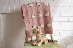 Kuzulu Bebek Battaniyesi Yapımı 1