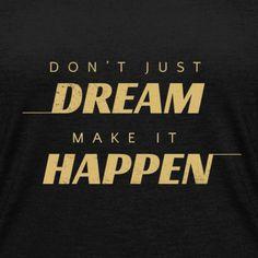 Custom Design Shirts, Just Dream, Clean Design, V Neck T Shirt, Shit Happens, Logos, Prints, How To Make, Beautiful