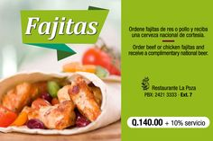 ¡Te esperamos en Restaurante La Poza!