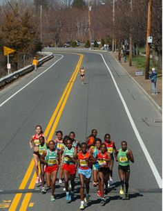 Run your own race - http://www.mile-posts.com/2012/02/22/run-your-own-race/ Thank you @Dorothy Beal for the reminder!
