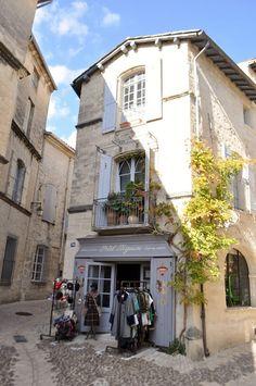 Uzès, the first Duché of France. Provence. France.