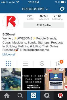 Thriving out louder #InstaFun for Errrybody  Let's Share some #InstaKindness  https://Instagram.com/BIZBoostMe #SocialMedia #BIZBoost