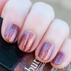 Polish Hound: Butter London- Brown Sugar