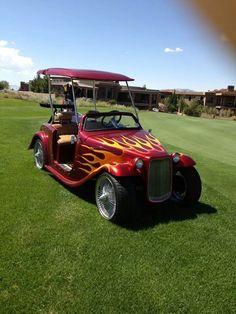 Sweet golf cart #golfcart #golf #uaegolf