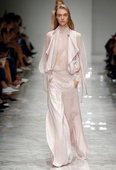 In Soft Focus • Blumarine Spring Summer 2016 Fashion Show Collection #mfw