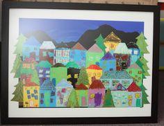 school auction art project