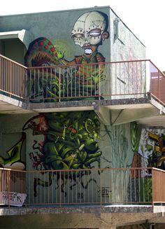 Album - Graffitis Dept 31 Tom 008