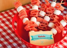 BBQ Bonanza | Candy Kabobs