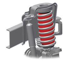 Zonda 4x4 - Mejor suspensión y mayor despeje con bolsas de aire