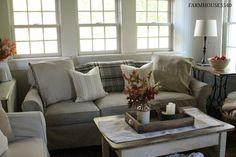 FARMHOUSE 5540: Autumn in the Family Room