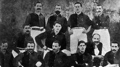 1899-1909 Nacimiento del FCBarcelona. el primer equipo