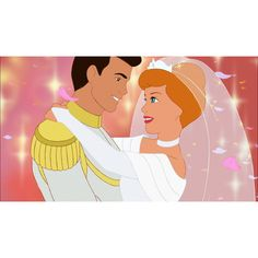 Cinderella III A Twist in Time (2007) Disney Screencaps.com ❤ liked on Polyvore