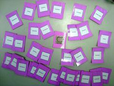 sinônimos Grupo Focal, Professor, How To Plan, Education, Games, School, Punctuation Activities, Letter E Activities, Kids Activity Ideas