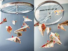 Riciclo creativo/creative recycling! Do it yourself...