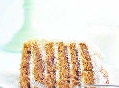 sugar and spice delight cake-pumpkin ginger cake recipe