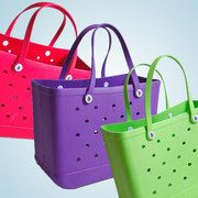 Ok you guys.  I have a credit with Zulily & would like to get one of these bags.  Help me decide on a color!!  AE      . Take a look at the bogg bag event on #zulily today!