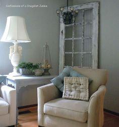Using Old Doors in Decorating