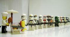lol cool #Lego #StarWars pic