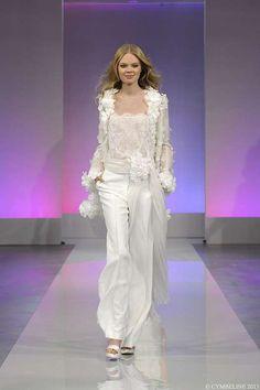 Completi pantalone sposa (Foto 14/40) | PourFemme