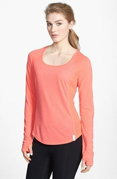 Under Armour 'Fly By' Top available at #Nordstrom