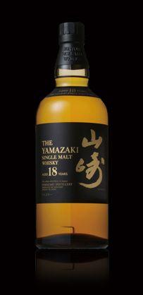 日本 山琦 YAMAZAKI 18 年 Whiskey