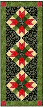 Christmas Table Runner Pattern Download