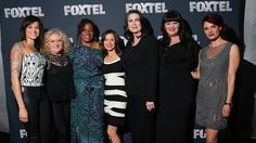 Wentworth Prison Cast.