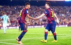 Blog Esportivo do Suíço: Neymar brilha e Barça deixa Real à distância antes do clássico