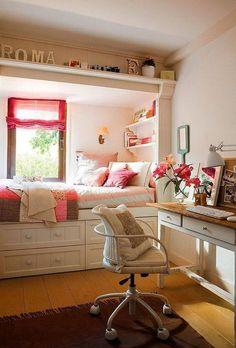 63 cool bedroom decor ideas for girls teenage (60)