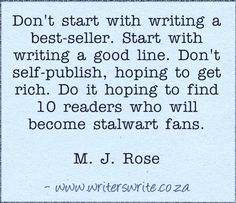 On Writing. www.elsewherenycblog.com