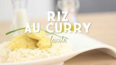 Recette de Curry de poulet express au Cookeo