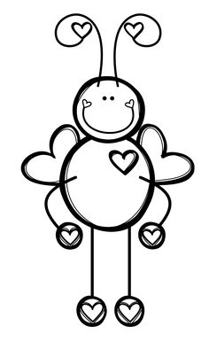 Art Drawings For Kids, Doodle Drawings, Easy Drawings, Doodle Art, Art For Kids, Cute Coloring Pages, Coloring Sheets, Coloring Books, Craft Ideas