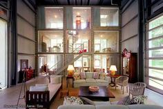 Shipping Container Homes:)