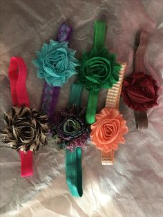 Headbands for Darcy Jo