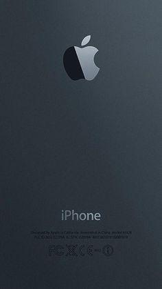 iPhone Wallpaper Apple Logo Silver is a fantastic HD wallpaper Iphone Wallpaper Retina, Cool Iphone 5 Wallpapers, Apple Logo Wallpaper Iphone, Iphone Backgrounds, Stunning Wallpapers, Hd Desktop, Apple Iphone, Samsung Galaxy S, Apple Background