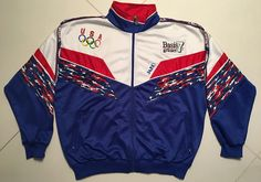 You are looking in a RARE piece and hard to find: Vintage Jacket 1992 barcelona Olympics vintage 90s - Men Size XL  Ship times: Latvia 3 Days Europe 6 - 10 Days USA 2-3 Weeks. Worldwide 3-4 Weeks.    Please dont forget to look my store.    We are pleased about every like and anyone who Usa Olympics, Vintage Sport, Vintage Jacket, 10 Days, 3 Weeks, Adidas Jacket, Barcelona, That Look, Forget