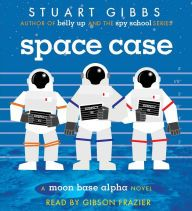 Space Case (Moon Base Alpha Series #1). Good book for boys. Had fun reading this at the same time as my 9 yo (when he wouldn't steal it from me!)