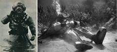 Dark Roasted Blend: Strange Deep-Sea Diving Suits